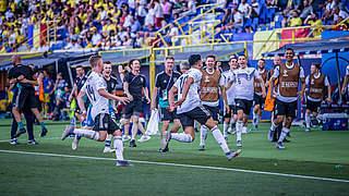 U 21-EM: DFB-Delegation reist zum Finale