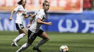 Gwinn als beste junge WM-Spielerin geehrt