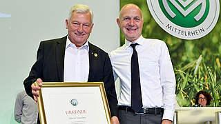 Bernd Neuendorf ist neuer FVM-Präsident