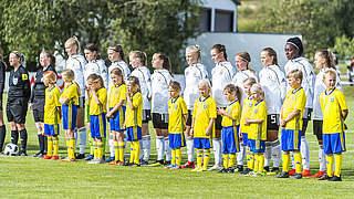 U 16 gegen England um den Turniersieg