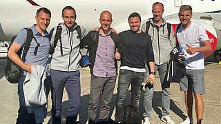 Trainingslager in Grassau: Startschuss für die Elite-Schiedsrichter