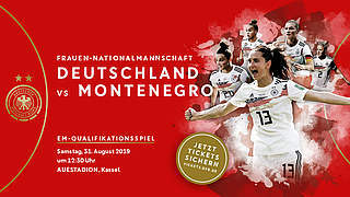 Vorverkauf fürs Montenegro-Spiel in Kassel