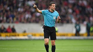 Brych pfeift Stuttgart gegen Hannover