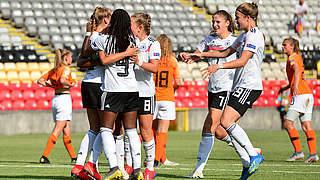 3:1 gegen die Niederlande im Video: U 19 im EM-Finale