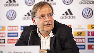 Dr. Rainer Koch: Optimistisch, Kandidaten vorschlagen zu können
