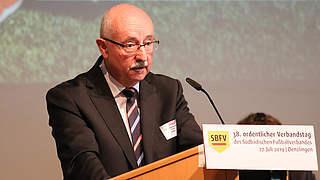 Schmidt führt SBFV weitere vier Jahre an