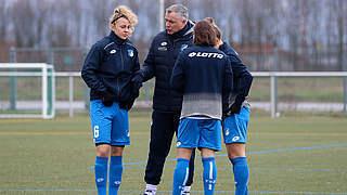 TSG-Trainer Ehrmann: Noch Luft nach oben