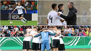U-Teams: Acht Heimspiele im September