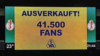 Zuschauerrekord für Atlas Delmenhorst