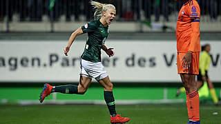 Pernille Harder: Der Gewinn der Champions League fehlt mir noch