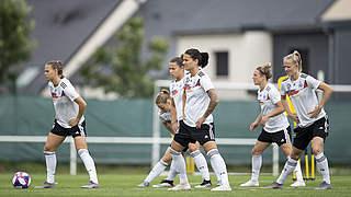 DFB-Frauen: Öffentliches Training in Kassel