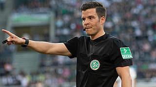 Osmers pfeift FC Bayern gegen Hertha BSC
