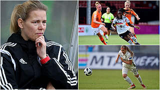 U 19 gegen Belgien und Niederlande: Peter nominiert 27Spielerinnen