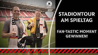 Exklusive Einblicke vor dem Niederlande-Länderspiel in Hamburg