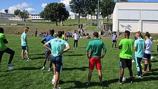 Bleibende Eindrücke: Hoffenheim-Nachwuchs besucht JVA Adelsheim