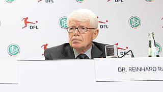 Rauball zum DFL-Ehrenpräsidenten gewählt
