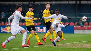 Halbfinal-Neuauflage: BVB empfängt Leipzig