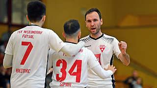 TSV Weilimdorf zieht in Champions-League-Hauptrunde ein