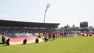 Mehr als eine Million TV-Zuschauer beim 10:0 gegen Montenegro