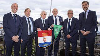 DFB und KNVB vereinbaren Kooperation