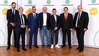 Alle Jahre wieder: Der Club 100 des DFB feiert in Hamburg