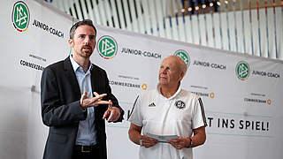 DFB-Junior-Coaches: Unvergesslicher Tag