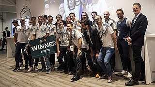 Deutsches Team gewinnt Taktik-Hackathon
