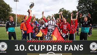 Halstenberg und Stark krönen Cup der Fans-Meister Lünemünster