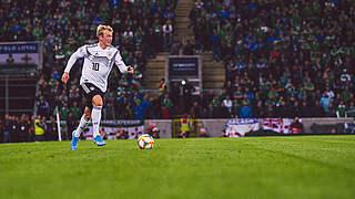 Brandt ist Spieler des Nordirland-Spiels