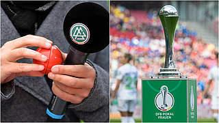 Sonja Fuss lost DFB-Pokalachtelfinale aus