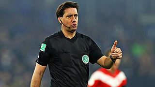 Gräfe pfeift Düsseldorf gegen Wolfsburg