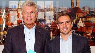 Philipp Lahm ist Münchens Botschafter für die EURO 2020