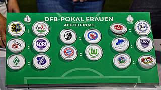Pokalkracher im Achtelfinale: FC Bayern gegen VfL Wolfsburg