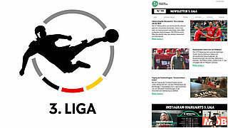 Jetzt abonnieren: Newsletter für die 3. Liga