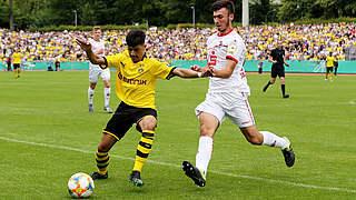 Neuauflage des Finals: BVB gegen 1. FC Köln