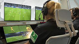Steinhaus als VAR bei U 17-WM in Brasilien