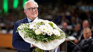 Fritz Kellerist neuer DFB-Präsident