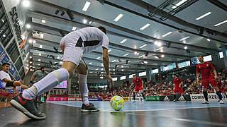 43. DFB-Bundestag beschließt Einführung einer Futsal-Bundesliga