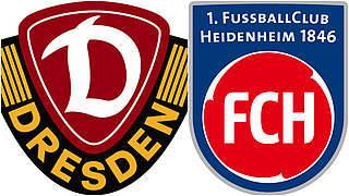 Geldstrafen für Dresden und Heidenheim