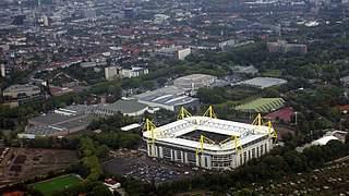 Spielort-Check Dortmund: Fußball pur