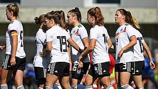 EM-Qualifikation: U 19 gegen Dänemark, Nordirland und Israel