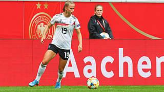 Klara Bühl: Mehr Mut in meinem Spiel
