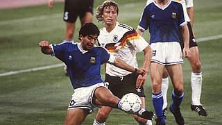 Maradonas Schatten: Aus Guido wird Diego