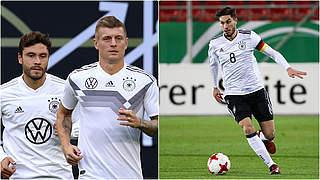 Toni Kroos und Jonas Hector verletzt - Suat Serdar nachnominiert