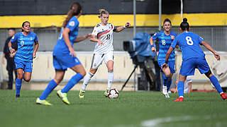 5:0 in Griechenland: DFB-Frauen feiern nächsten Sieg