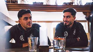 Amiri und Serdar: Wir möchten uns bestmöglich präsentieren