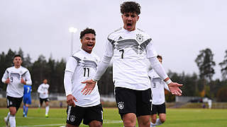 2:1-Sieg: U 16 dreht Spiel in Finnland