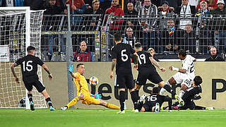 2:2! DFB-Team kassiert späten Ausgleich