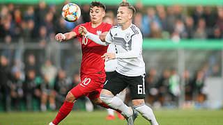 U 20 verliert in letzter Minute gegen Polen