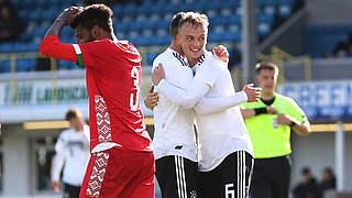 9:2 gegen Belarus: U 19 vorzeitig qualifiziert